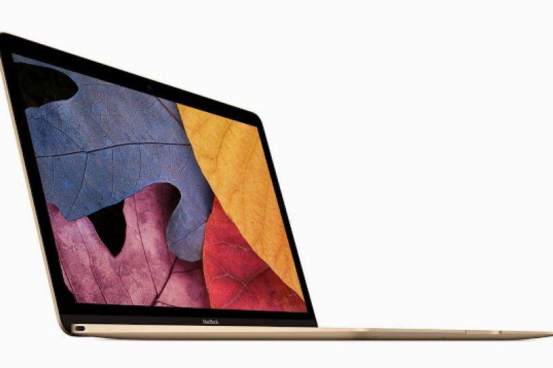 新版MacBook主打更輕更薄以及時尚金色,你對他的了解只有這樣嗎?(圖片來源:Apple)