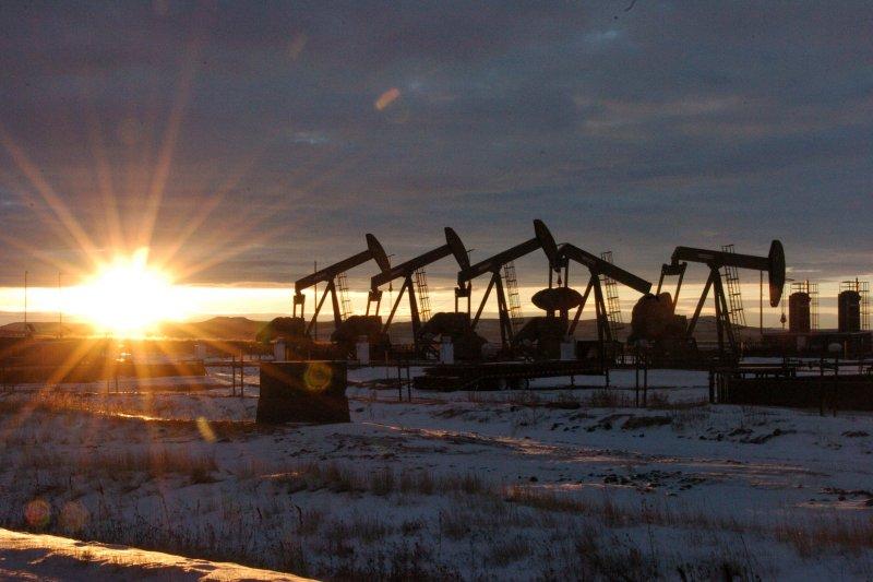 美國石油鑽井。(資料照,美聯社)