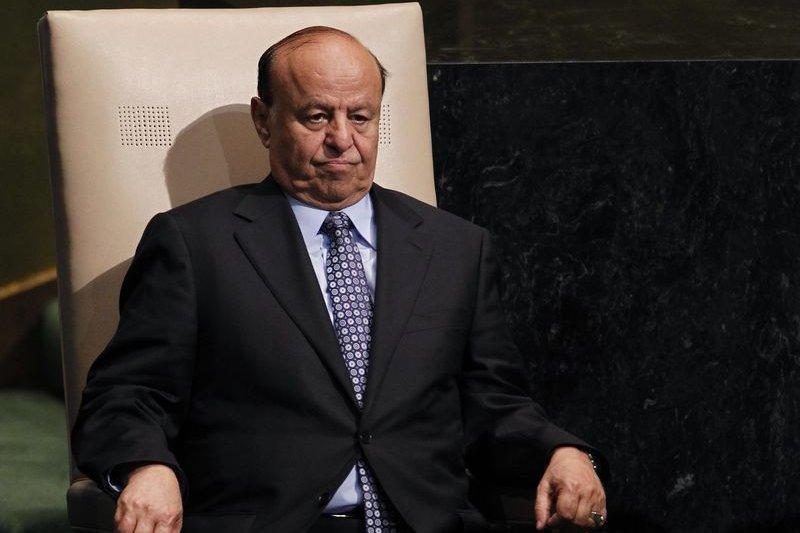 葉門總統哈迪