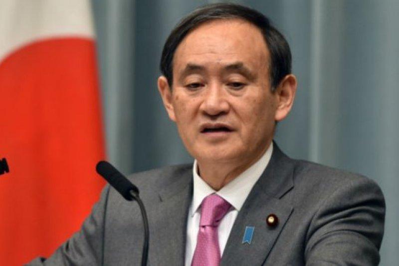 日本內閣官房長官菅義偉表示:「與韓國所達成的協議,是最終且不可逆的解決。」並強調,日韓之間的作法很難適用於其他地區。(取自網路)