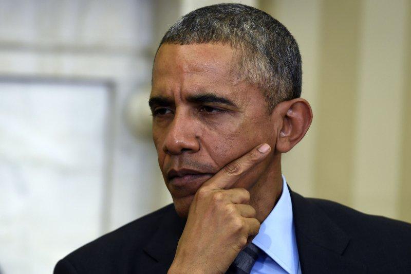 歐巴馬1日授權美國政府制裁國際駭客。(美聯社)