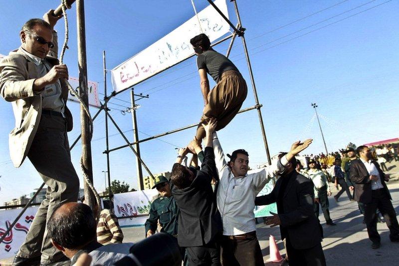 全球死刑狀況:伊朗當局2013年5月8日處決1名死囚。