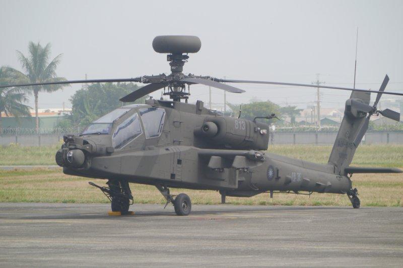 阿帕契攻擊直升機