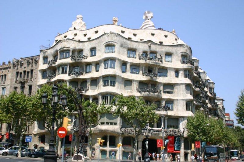 西班牙米拉之家