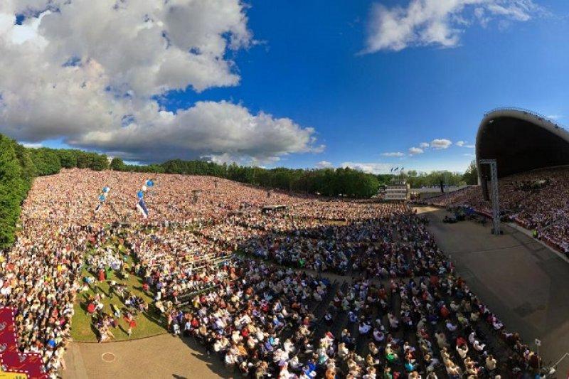愛沙尼亞歌唱節