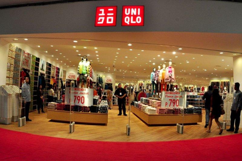 日本網紅來台比較UNIQLO的價格差異,發現台灣不僅比較貴,而且價格越高的商品貴越多。(資料照,風傳媒)