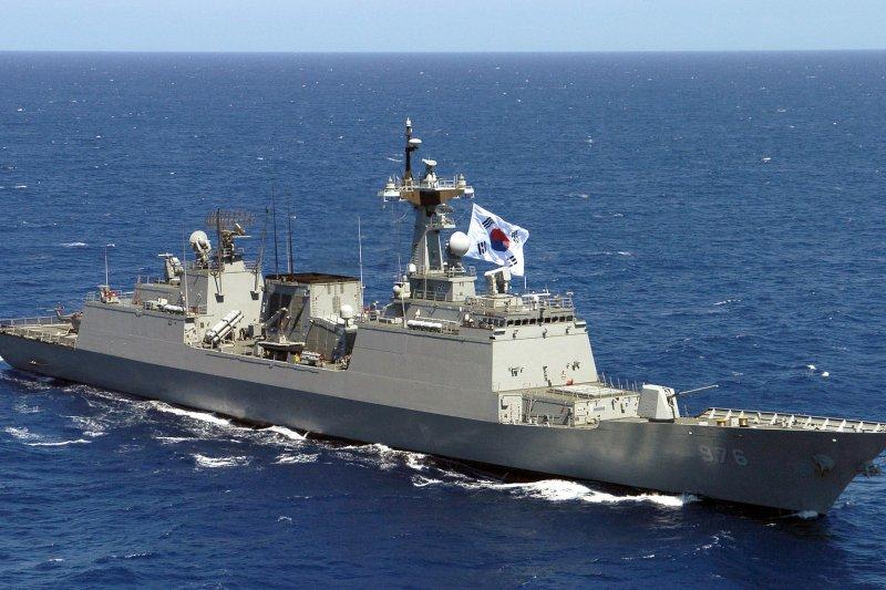 文武大王驅逐艦。(維基百科)