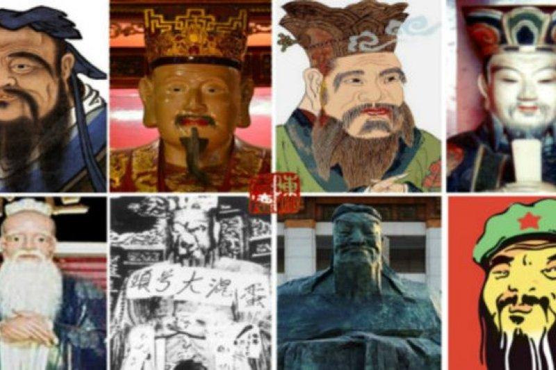 (當代中國,從出於意識形態的需要砸孔廟、與中國傳統文化徹底決裂,到今天官方出高薪引進儒學人才,反映了歷史的巨大變化,也顯示了歷史文化自身的生命力不是政治力量能割斷的。BBC中文網)