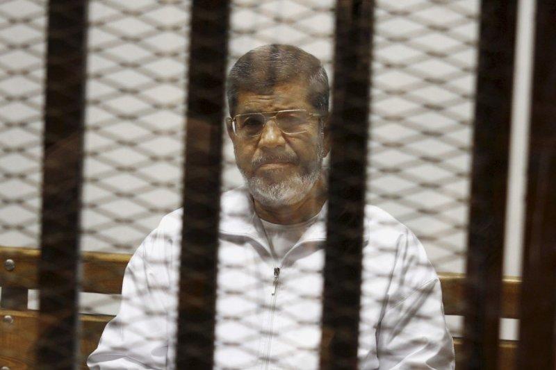 淪為階下囚的埃及前總統穆爾西