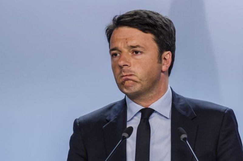 義大利總理倫齊(Matteo Renzi)