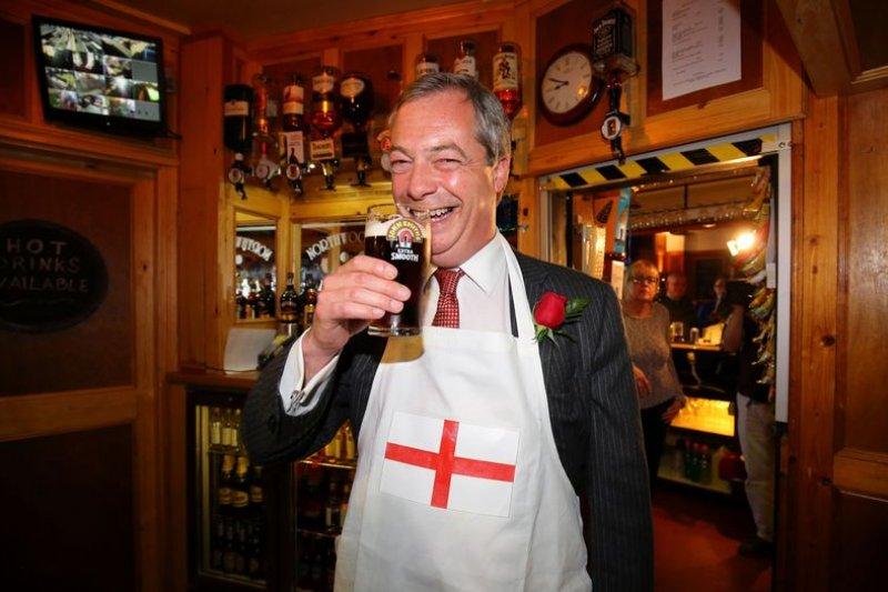 UKIP領導人法拉吉