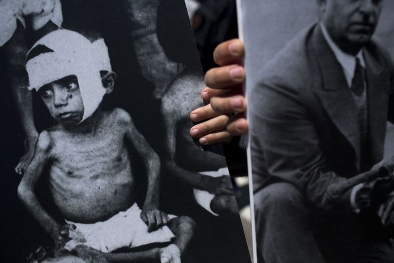 亞美尼亞種族大屠殺