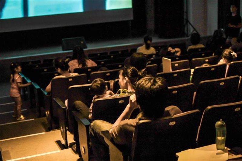 根據監察院調查報告,文化部電影政策實行至今,電影產值卻不升反降、國片票房市占率也年年呈下滑趨勢。(資料照,取自新北市政府施政成果網)