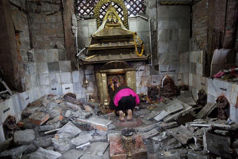 尼泊爾大地震