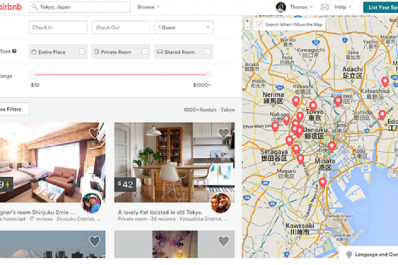 (Airbnb的核心競爭力其實是在地生活的社群供應鏈。)