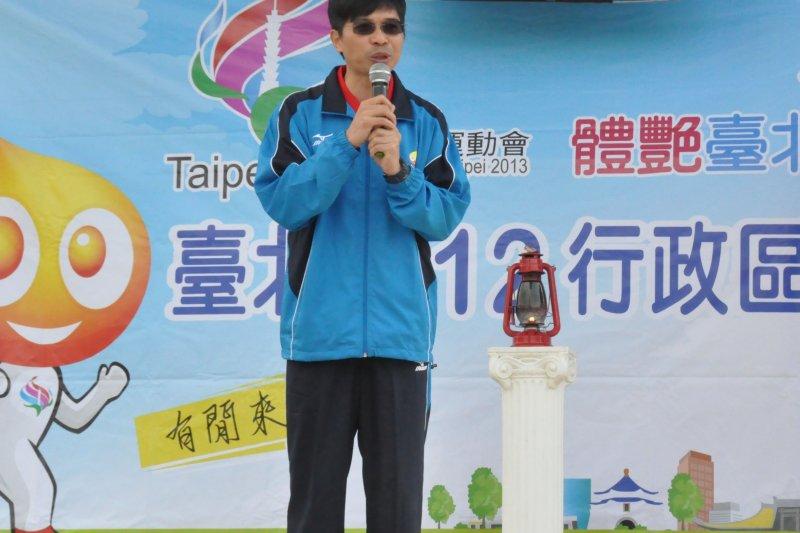 台北市長柯文哲將任命郝市府時期的體育局長何金樑為大巨蛋執行長。(取自102年台北全運會網站)