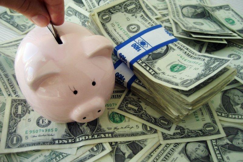 善用小方法省小錢,就能讓你不知不覺存下一大筆錢。(圖/401(K) 2012@Flickr)