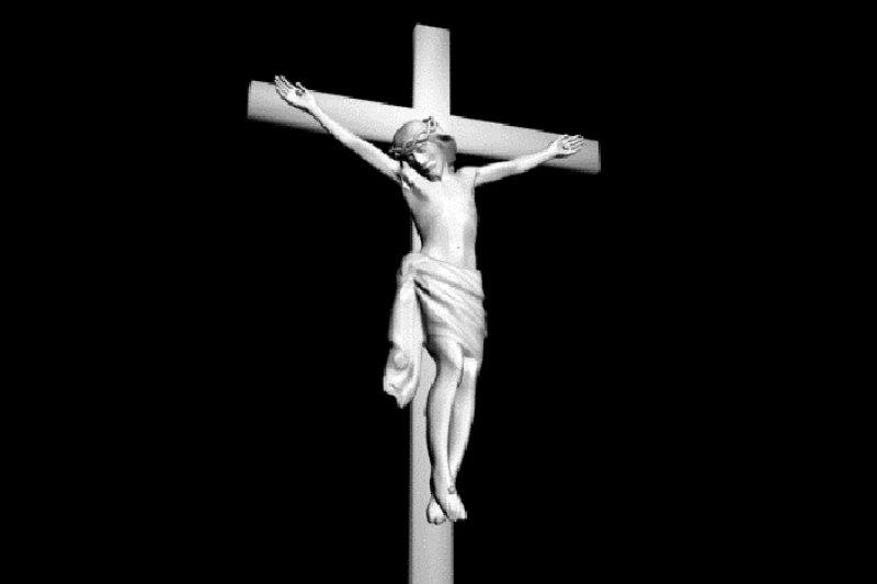 耶穌受難。(取自網路)