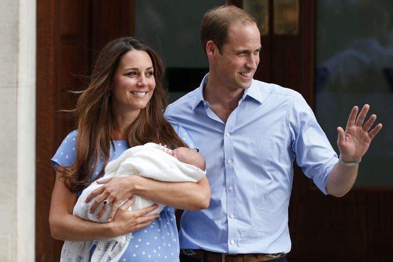 英國王室再添新生命