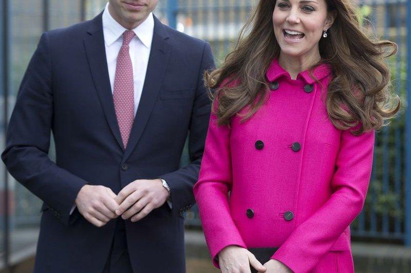 凱特王妃與威廉王子