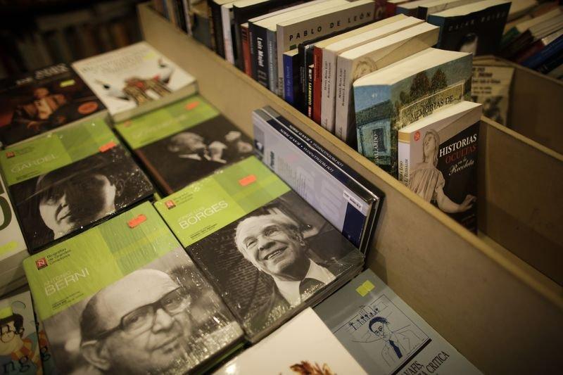 阿根廷首都布宜諾艾利斯的書店