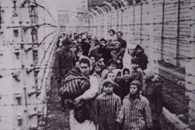 1944年,許多雙胞胎被送往奧斯威辛集中營。(取自維基百科)