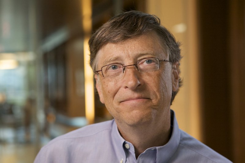 微軟共同創辦人比爾蓋茲 (Bill Gates)