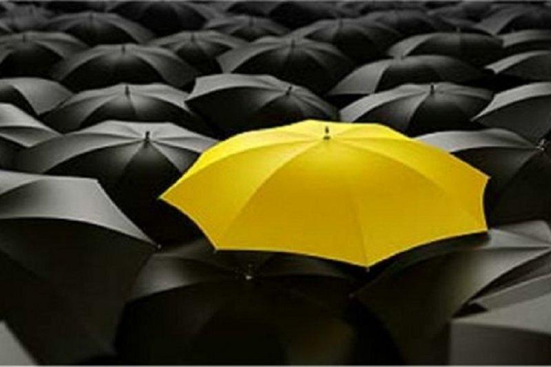 2014年的雨傘革命,讓香港的本土意識迅速崛起。(取自網路)