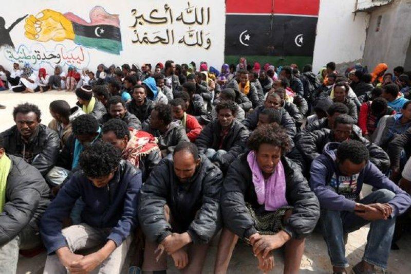 國際特赦組織稱國內嚴苛環境迫使利比亞人偷渡歐洲。