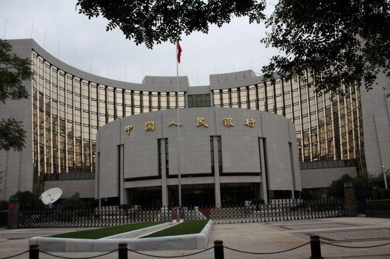 中國人民銀行元旦後即宣布降準,力行寬鬆貨幣政策。(資料照片)