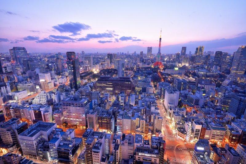 近兩年,華人到東京買房的比例就成長了10%左右(圖/Taichiro Ueki@flickr)
