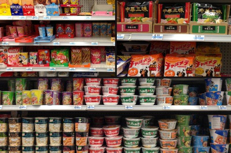 日本核災食品解禁爭議,近日在台灣引發喧然大波。