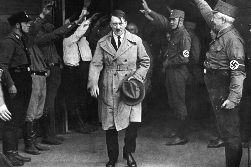 希特勒種族滅絕思想由何而來?photo credit:Recuerdos de Pandora@flickr(CC BY 2.0)
