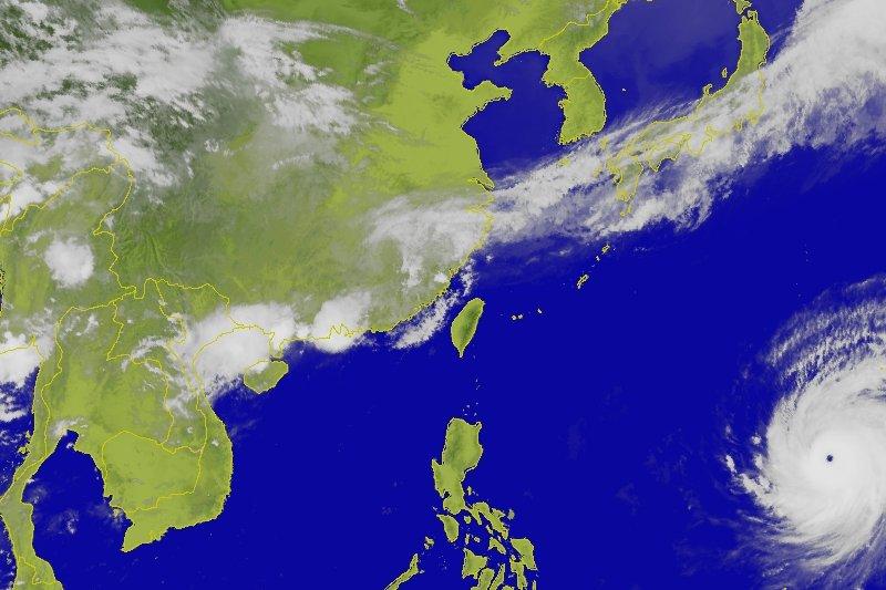 天氣,衛星雲圖