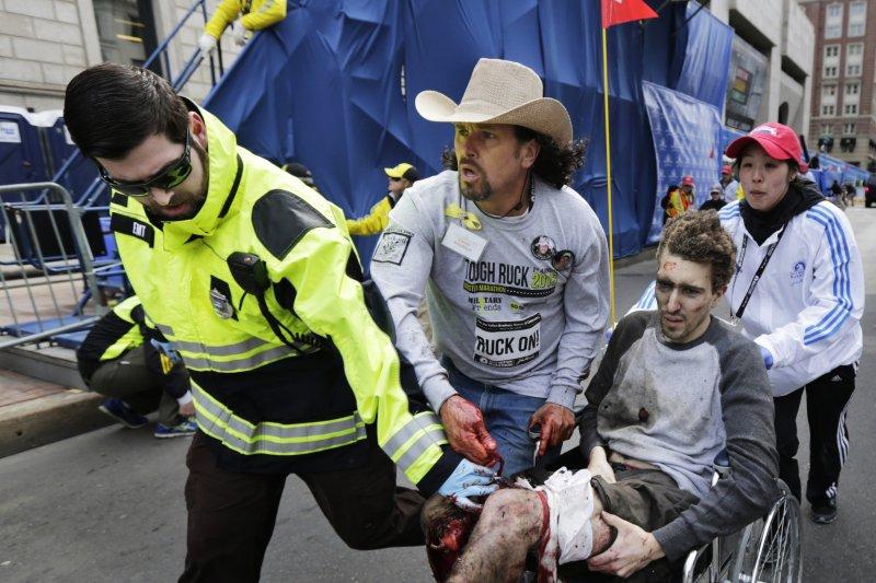 波士頓馬拉松爆炸案主嫌喬卡.查納耶夫(美聯社)