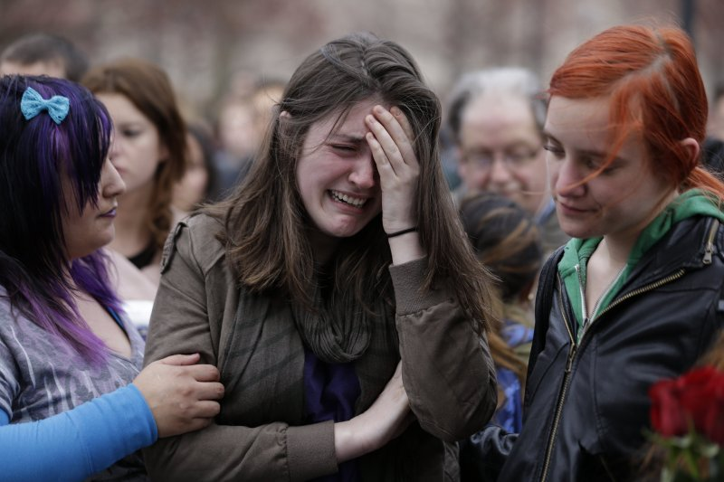 波士頓馬拉松爆炸案(美聯社)