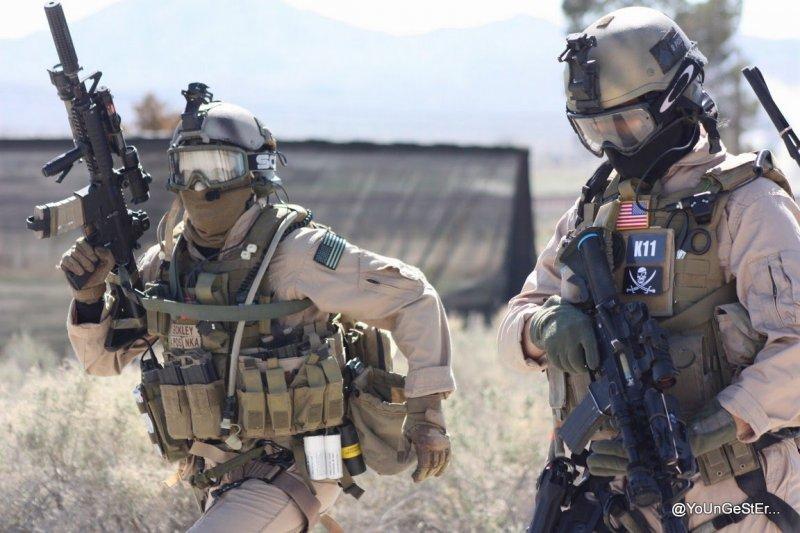 美軍三角洲特種部隊(Delta Force)