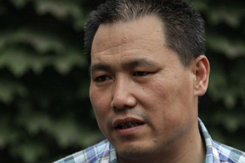 中國維權律師浦志強遭判3年有期徒刑。(取自推特)