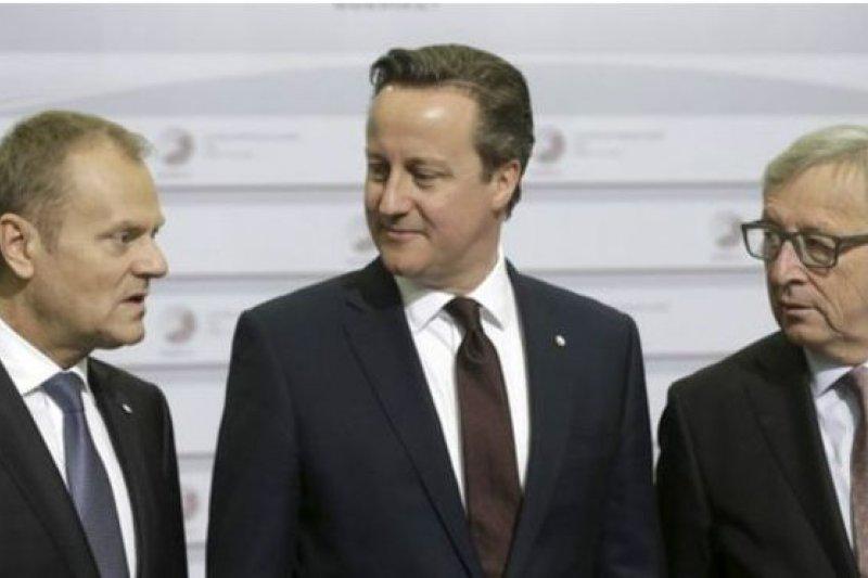 卡麥隆借峰會之際開始力推歐盟改革。(BBC中文網)