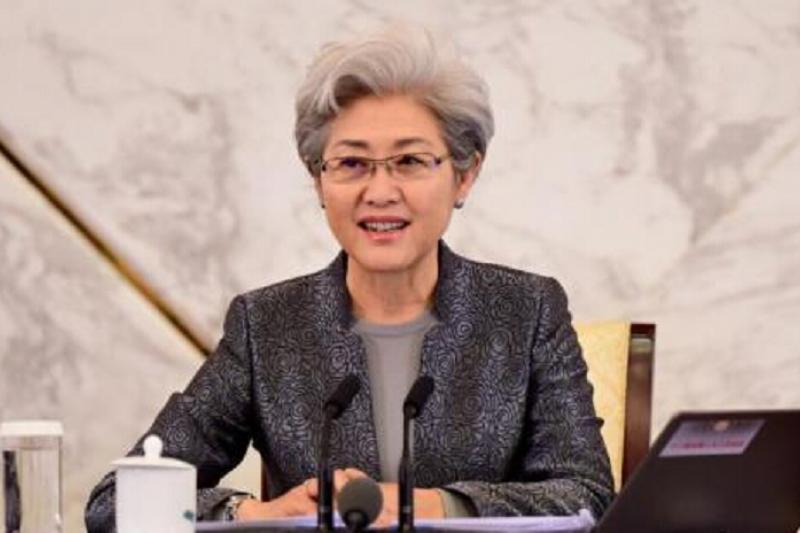 十二屆全國人大三次會議副秘書長、發言人傅瑩3月4日在北京表示,要立法讓境外非政府組織在中國活動有法可循。(中新網)