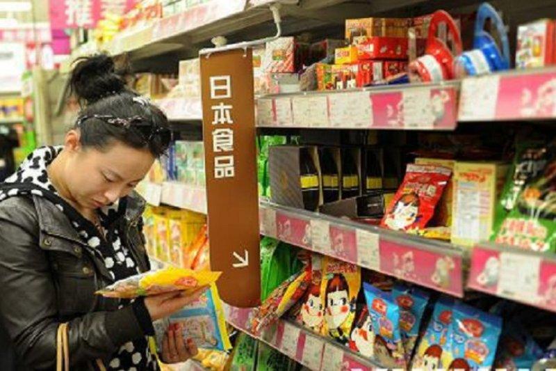 日本食品加強查驗實施兩周後,還有沒有冷靜思考台日貿易的空間?(取自網路)