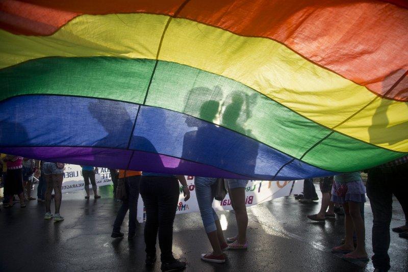 受到愛爾蘭同志婚合法公投成功影響,德國也出現同樣呼聲。(美聯社)