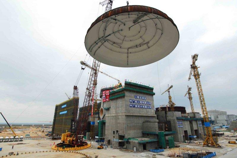 中國驚人的核電廠擴建速度,讓中國科學院的院士直言批評「瘋狂」。