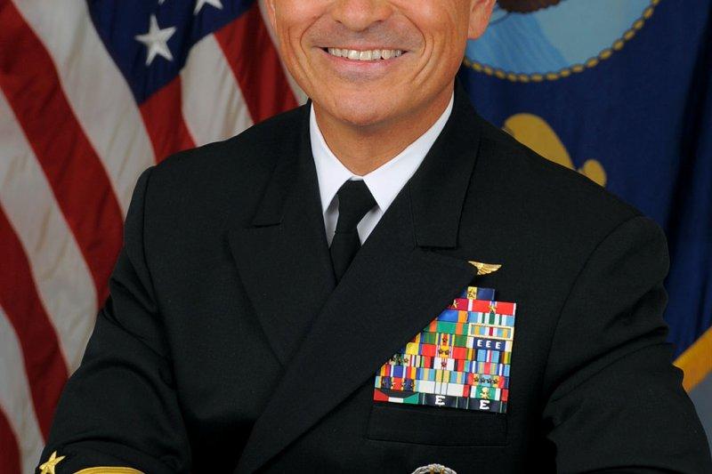 新任美軍太平洋司令哈里斯。