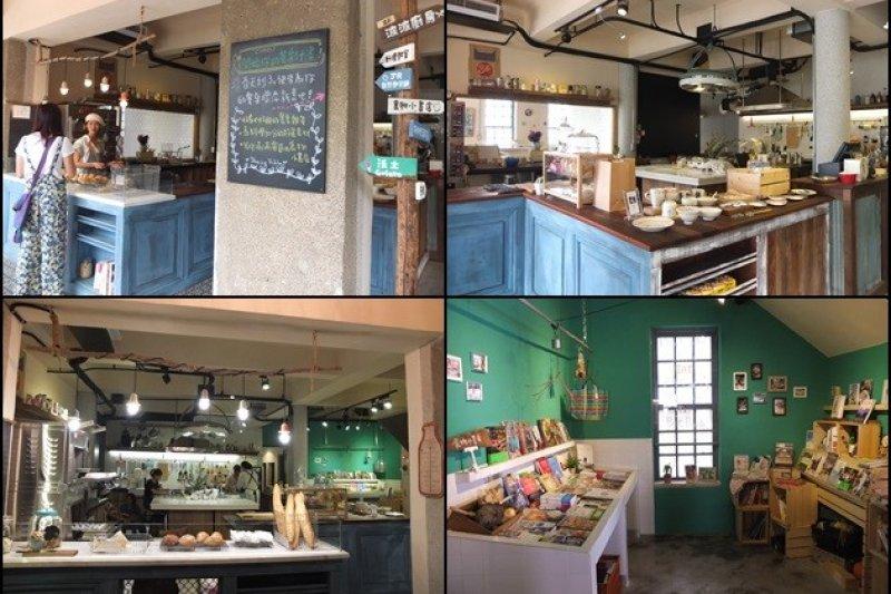 除了波波廚房,迷路餐桌計畫還包含JR自然麵包鋪、網羅全世界獨具風格的日常小器的好物生活市集、分享各種與烹飪飲食文化相關好書的食物小書店。