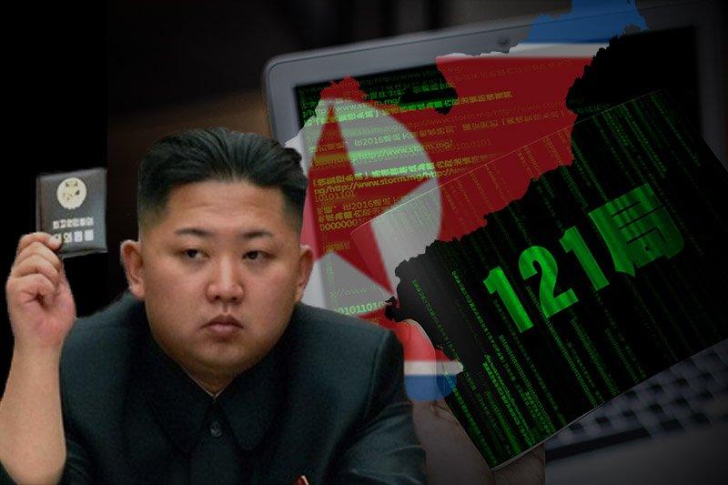 北韓駭客能力大為提升。(照片:美聯社,風傳媒製圖)