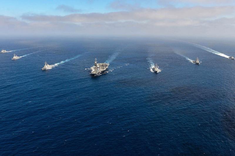 美軍太平洋司令部。(USPACOM官網)
