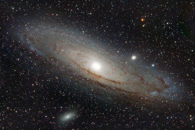 科技不斷發展,未來的人類是否可能移民太空站、火星,最後離開太陽系?尋找比地球更宜家家居的行星?(示意圖/Carsten_Frenzl@flickr)
