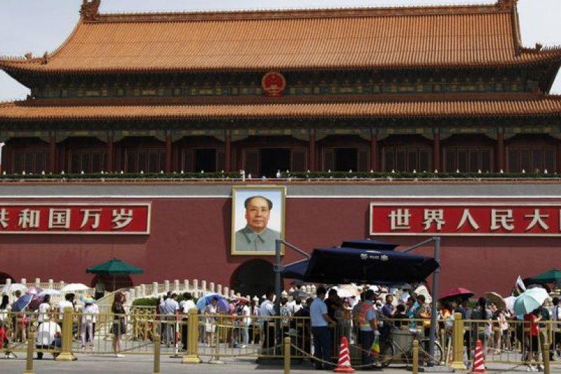 每年靠近六四週年之際北京均加強天安門保安。