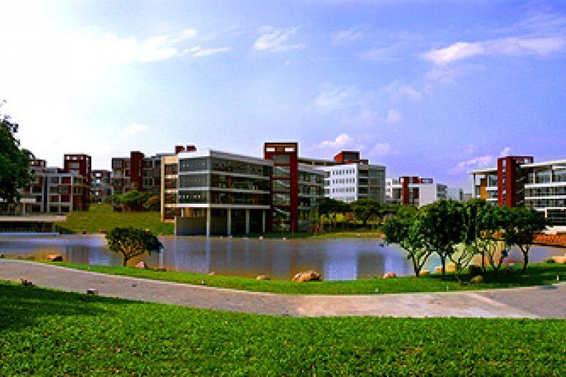 以製造業聞名的廣東東莞,正透過濱海灣新區,創造比肩香港、深圳的創新環境,進一步令產業升級。(資料照,取自松山湖產業園區官網)